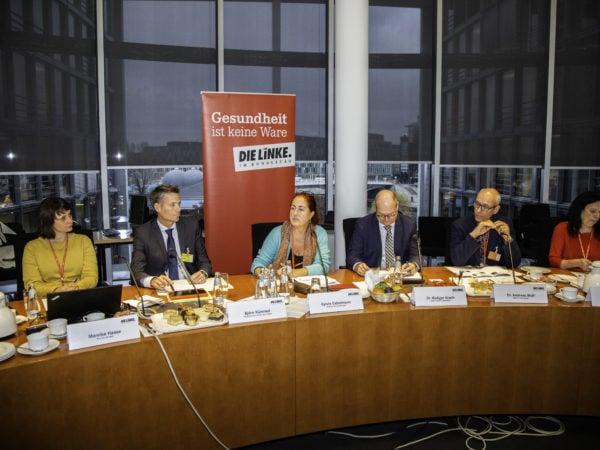 Fachtagung: Die WHO zwischen öffentlichem Auftrag und Wohltätigkeit