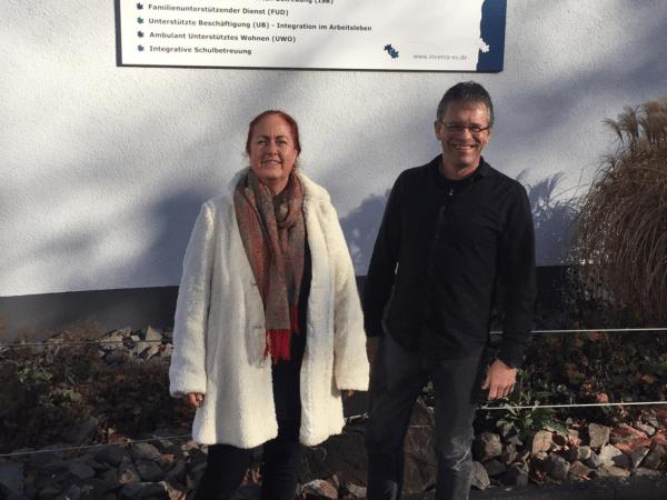 Zu Besuch bei INVEMA in Kreuztal
