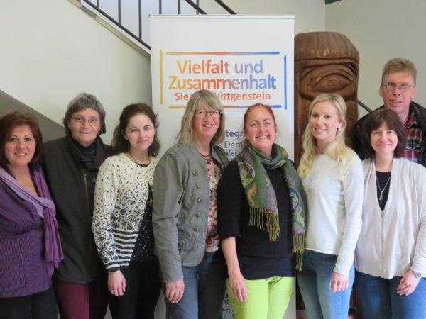 Vielfalt und Zusammenhalt unterstützen – Sylvia Gabelmann (MdB) im Gespräch mit den Migrationsberatungsstellen