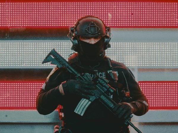 Elektroschockpistolen haben im Streifendienst der Polizei nichts verloren
