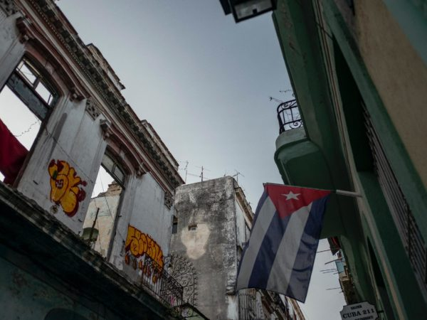 Für ein Ende der Blockade gegen Kuba