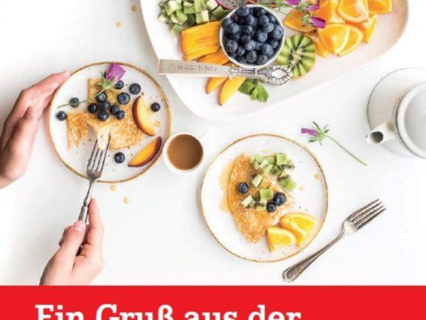 Ein Gruß aus der LINKEN Küche – Kulinarische und Politische Rezepte der Bundestagsfraktion – gut gewürzt und fein abgeschmeckt